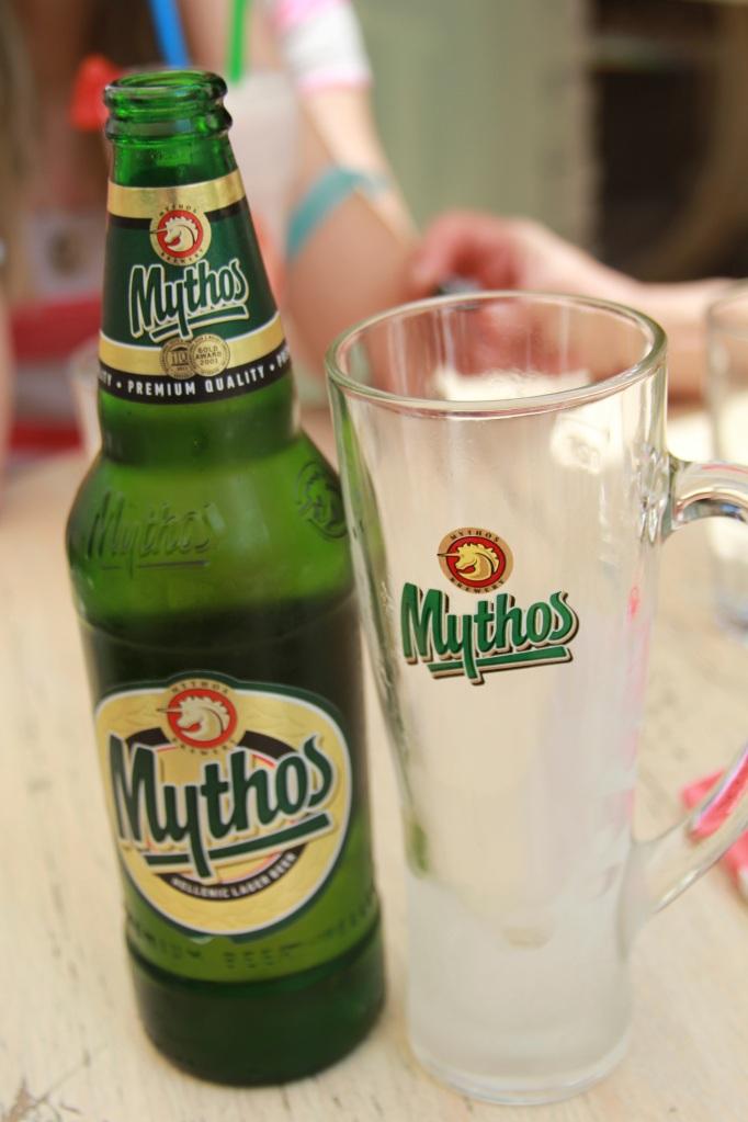 Mythos - Hellenic Beer