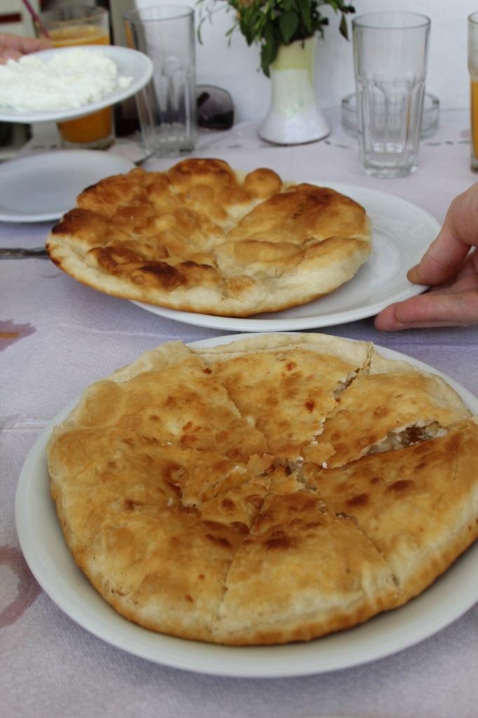 Pita cheese pie