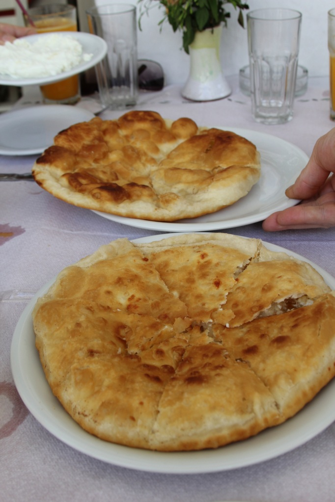Pita cheese pie