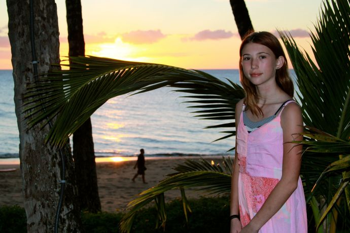 Clara Sunset