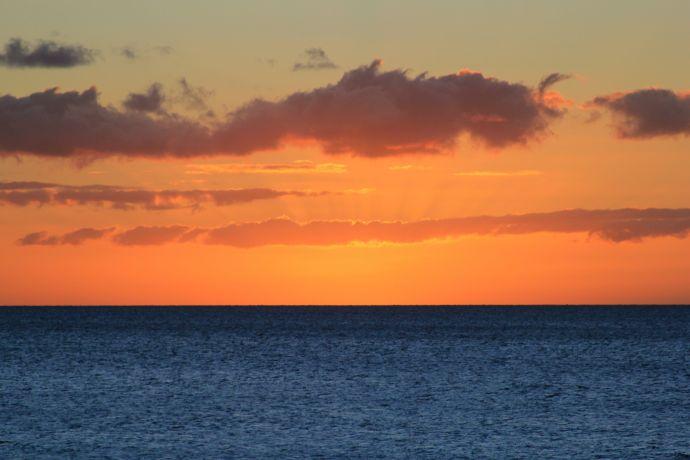 Maui Sunset Afterglow