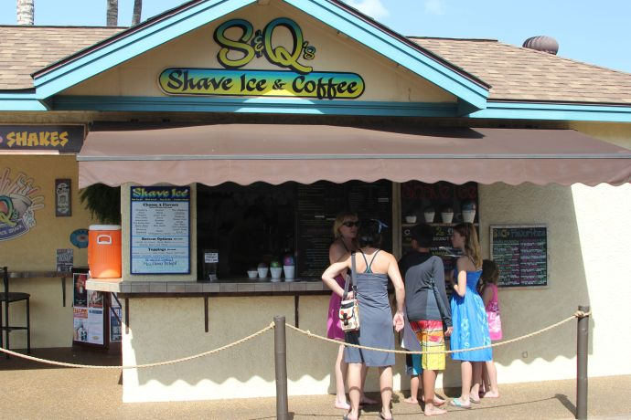 S&Q's Shave Ice Shack