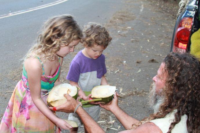 Coconuts for kiddos
