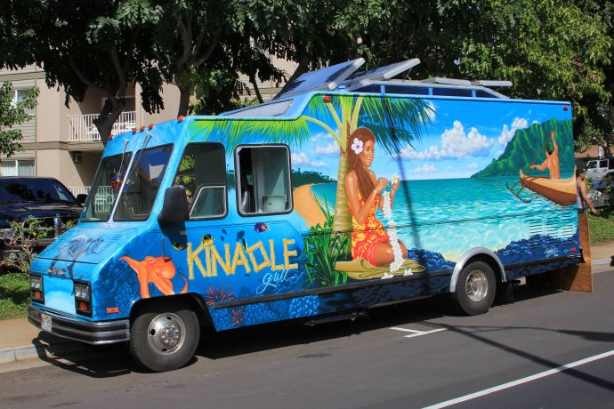 Kina'ole Food Truck