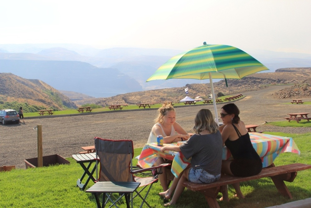 Cave B and Terrace Camping at The Gorge (1/6)