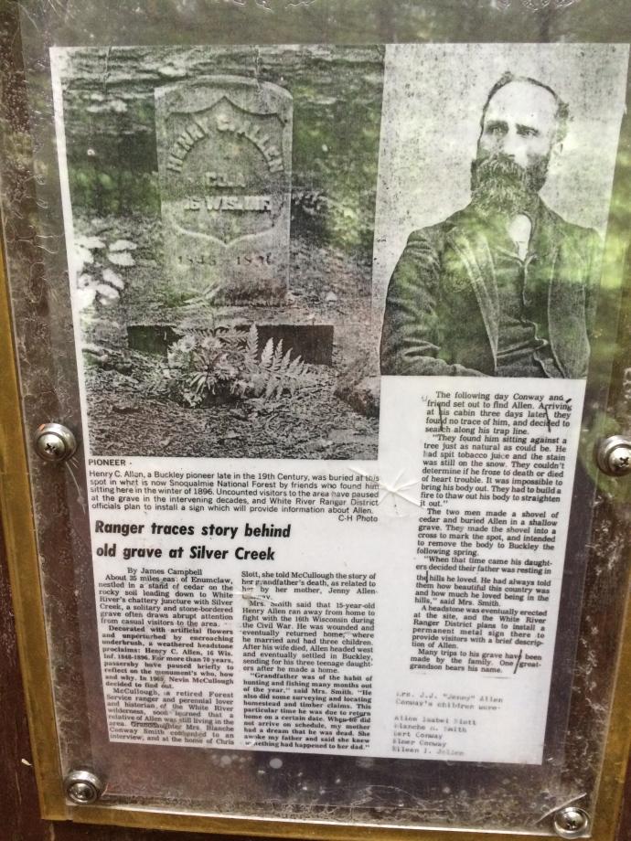 Story of Henry C. Allen