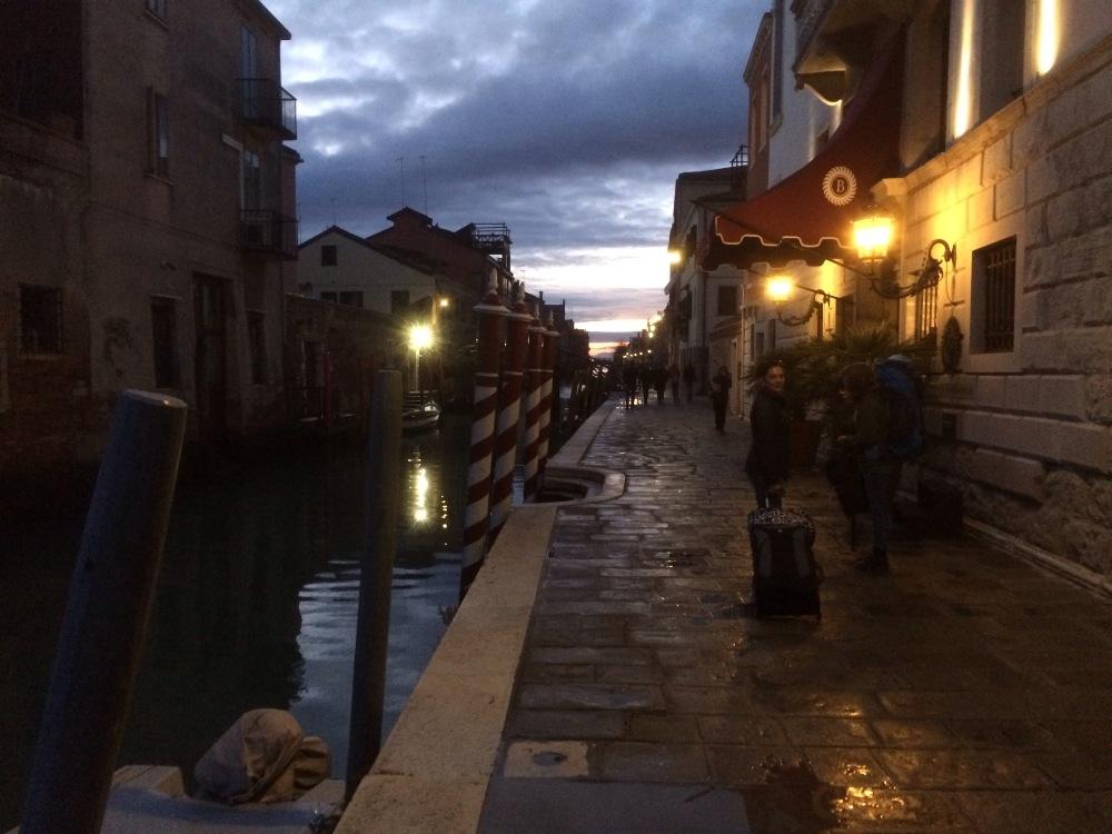Train to Venezia (4/6)