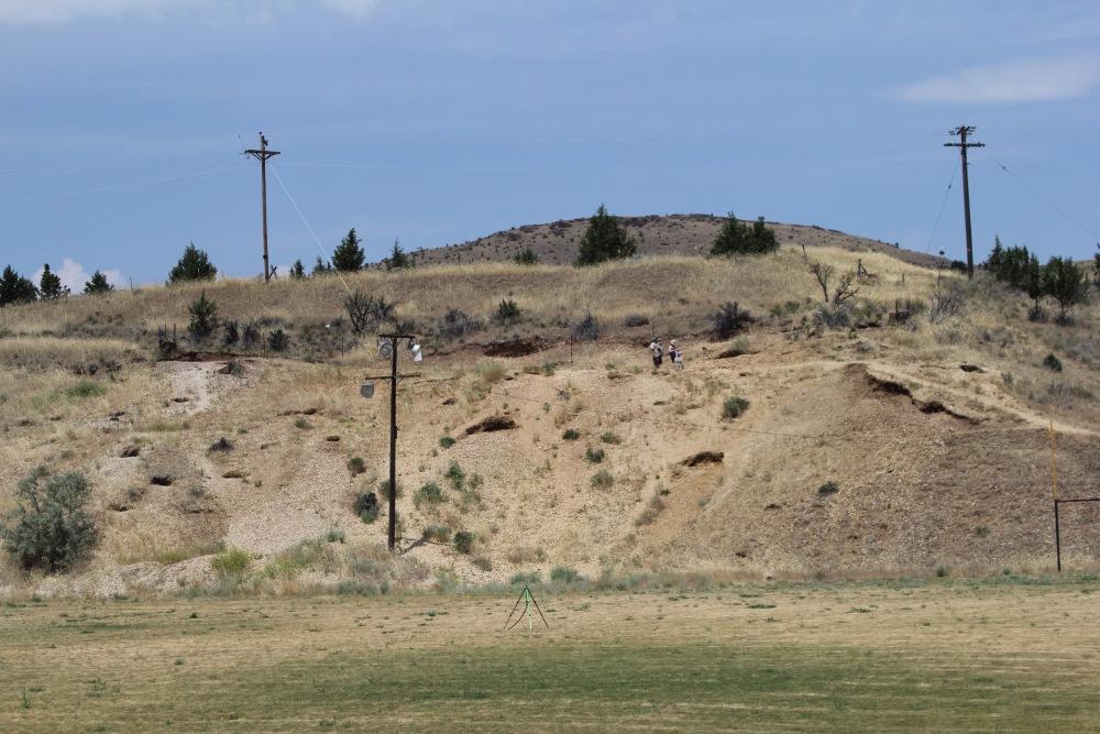 Oregon Trail: Day 2 - Fossils (6/6)