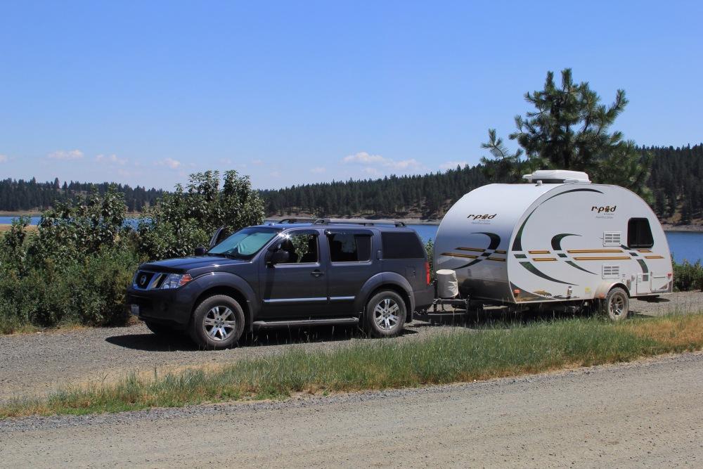 Oregon Trail: Day 5 - Finding Pilcher Creek Resevoir (1/6)