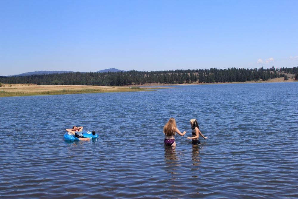 Oregon Trail: Day 5 - Finding Pilcher Creek Resevoir (3/6)