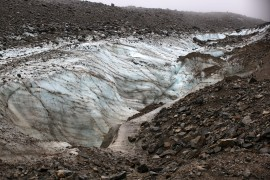 Lower Laughton Glacier