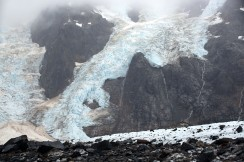 Laughton ice falls