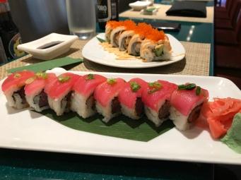 sushi - 5